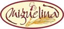 Repostería Miguelina Sticky Logo